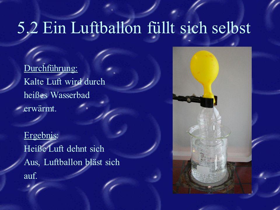 5.2 Ein Luftballon füllt sich selbst