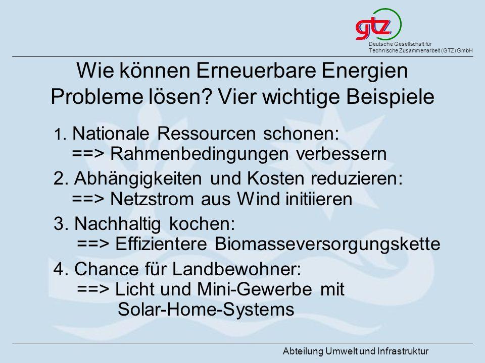 Abteilung Umwelt und Infrastruktur