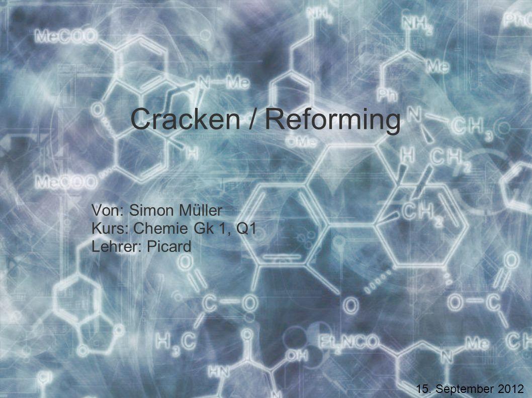 cracken chemie referat