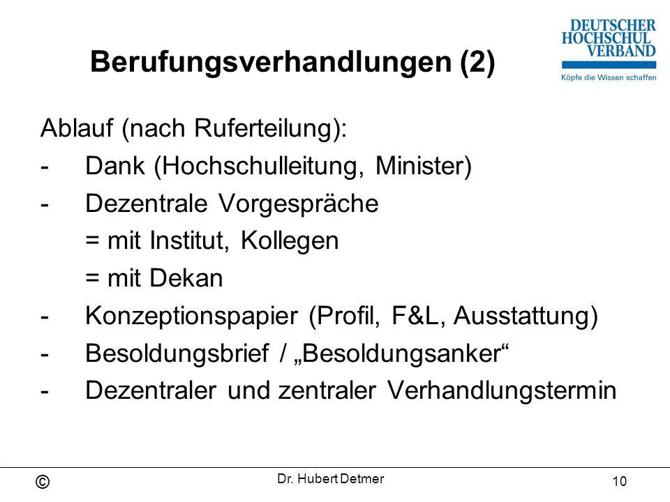 Berufungsverhandlungen (2)