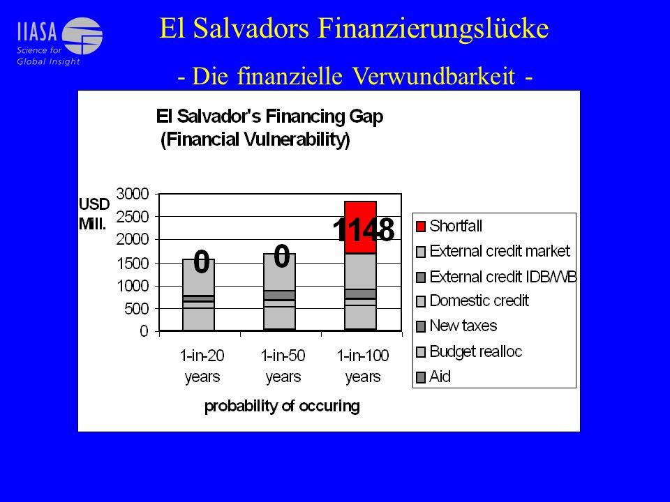 - Die finanzielle Verwundbarkeit -