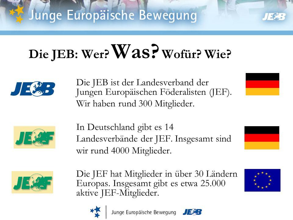 Wir haben rund 300 Mitglieder. In Deutschland gibt es 14