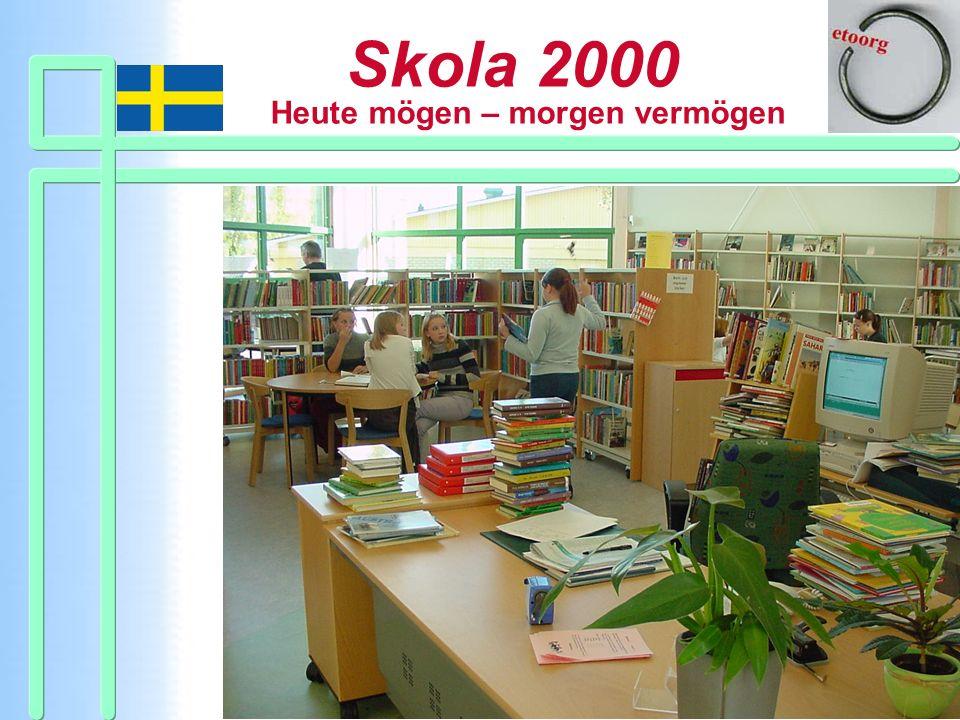Die Bibliothek, ein gemeinsamer Raum für die ganze Schule.