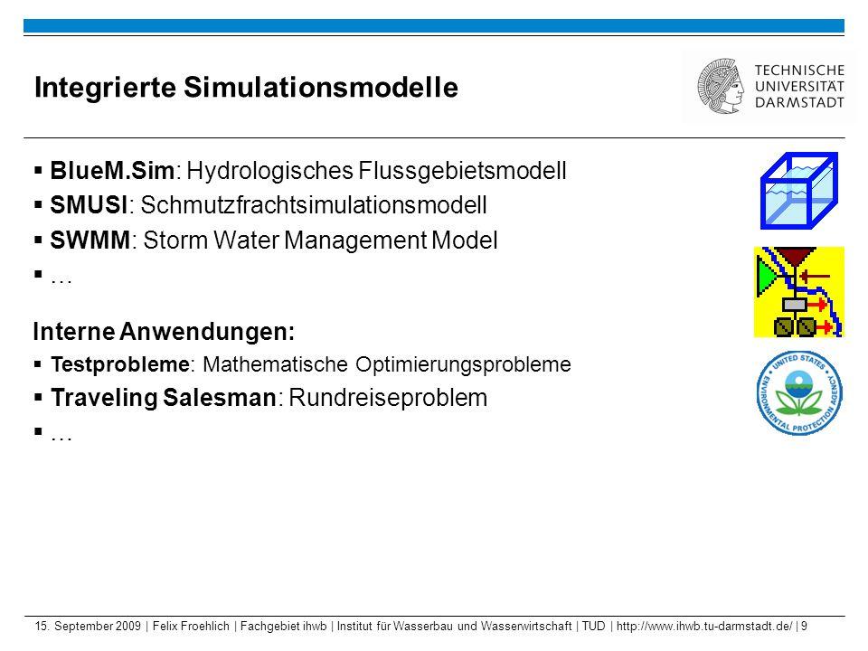 Integrierte Simulationsmodelle
