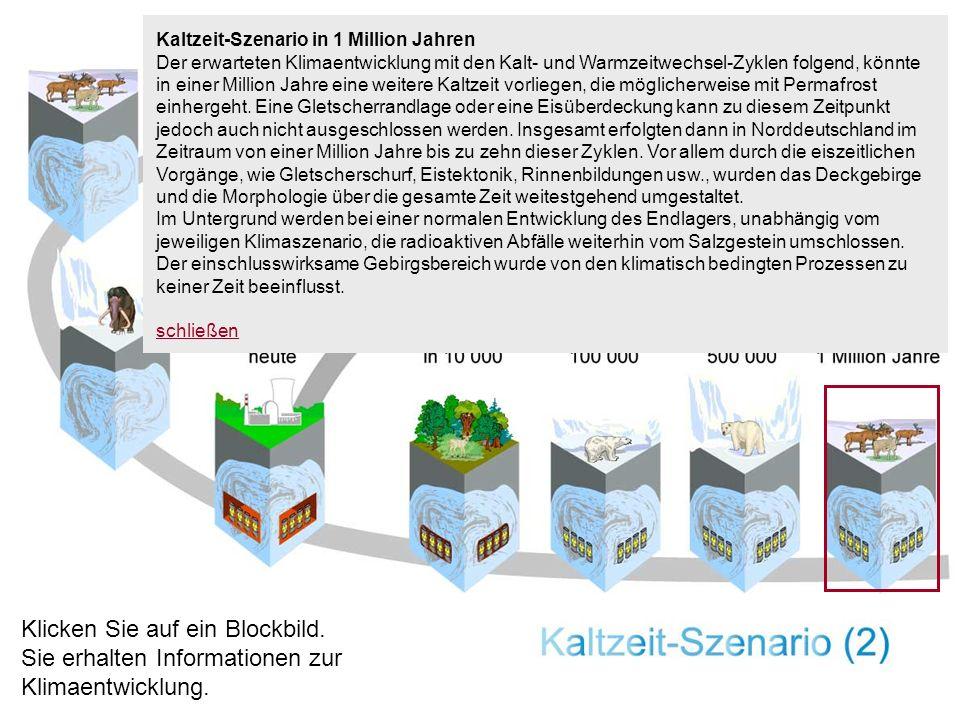 Kaltzeit-Szenario in 1 Million Jahren