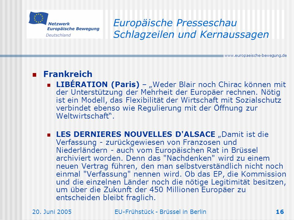 Europäische Presseschau Schlagzeilen und Kernaussagen