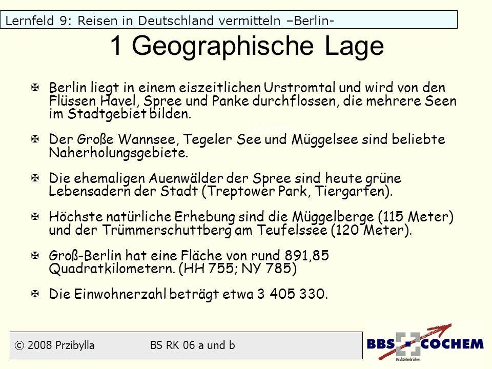 1 Geographische Lage
