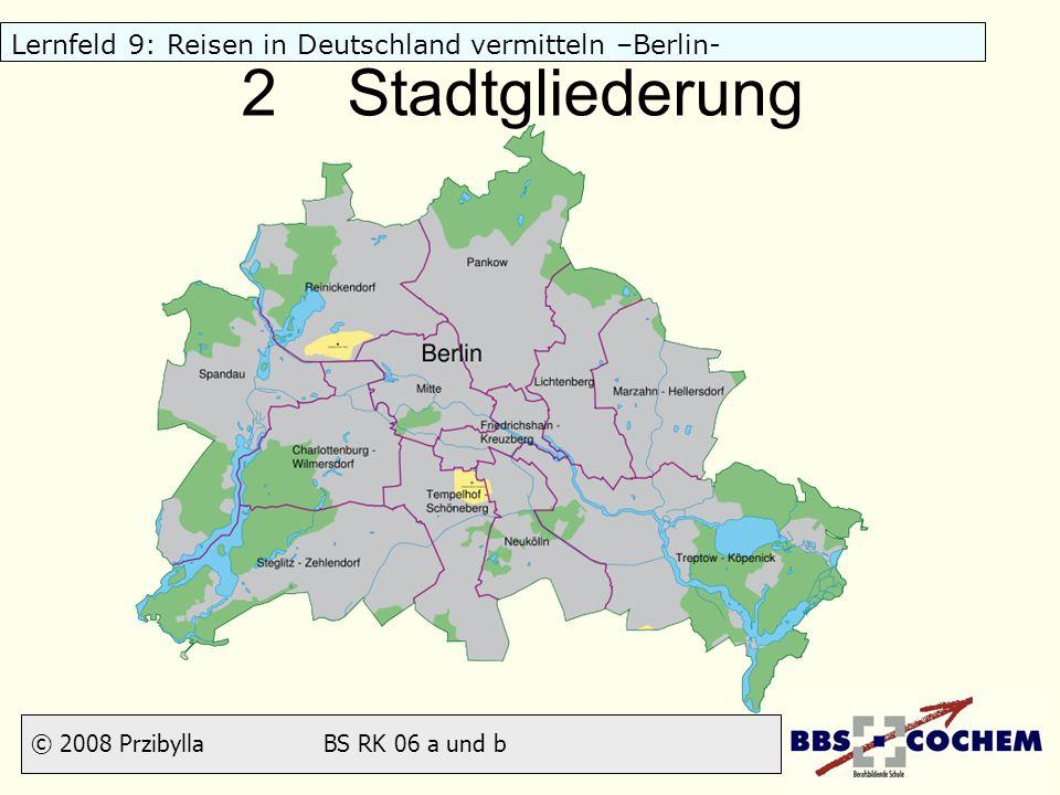 2 Stadtgliederung