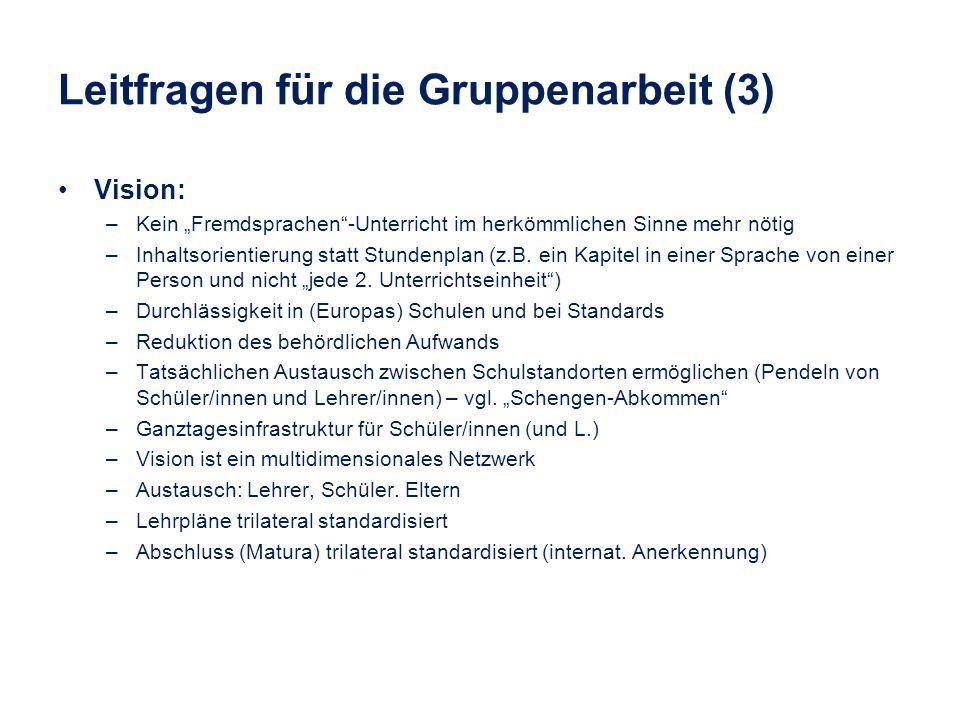 Leitfragen für die Gruppenarbeit (3)