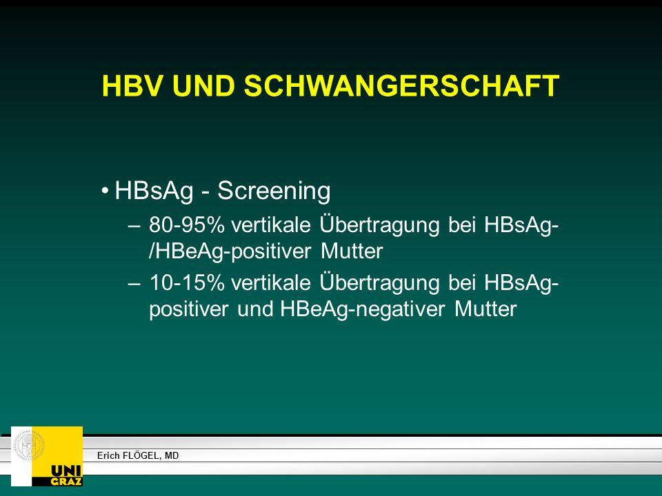 HBV UND SCHWANGERSCHAFT
