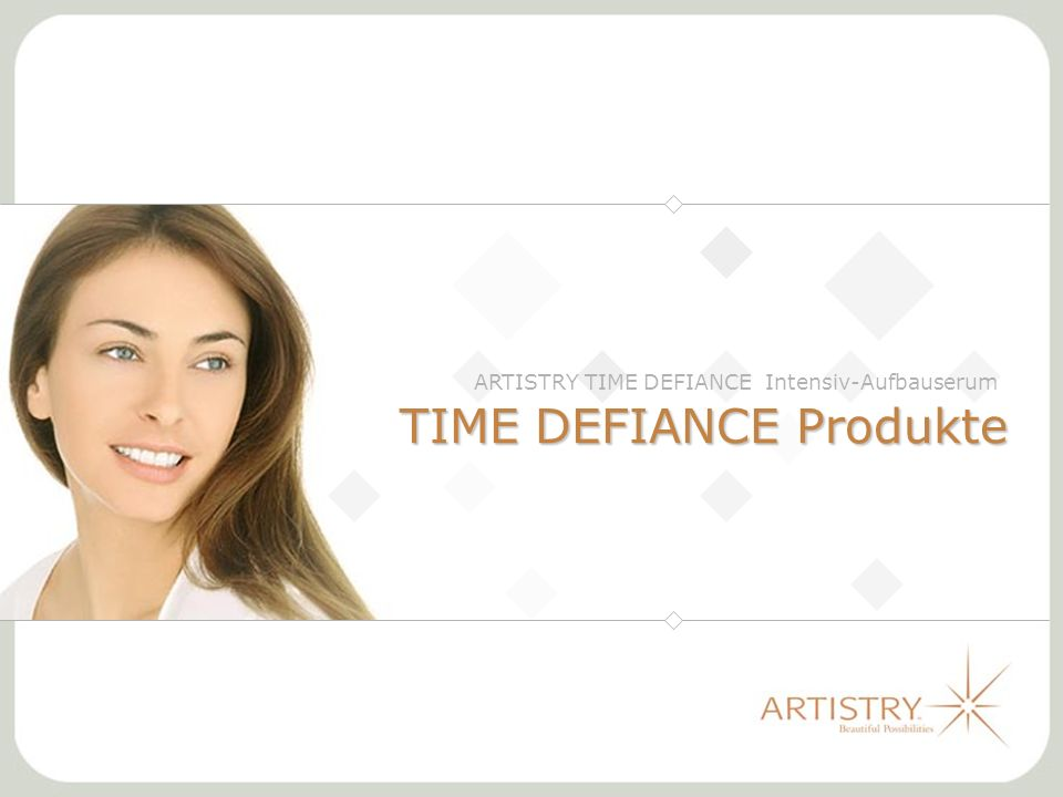TIME DEFIANCE Produkte