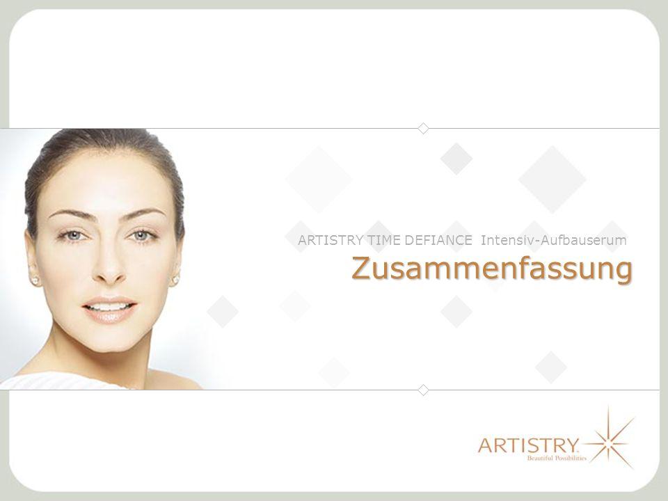 ARTISTRY TIME DEFIANCE Intensiv-Aufbauserum