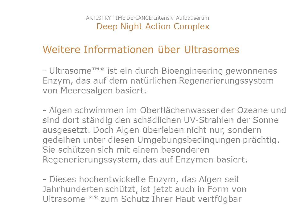 Weitere Informationen über Ultrasomes