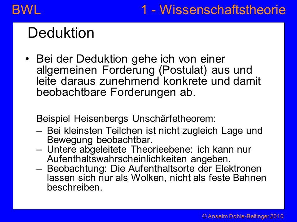 Deduktion