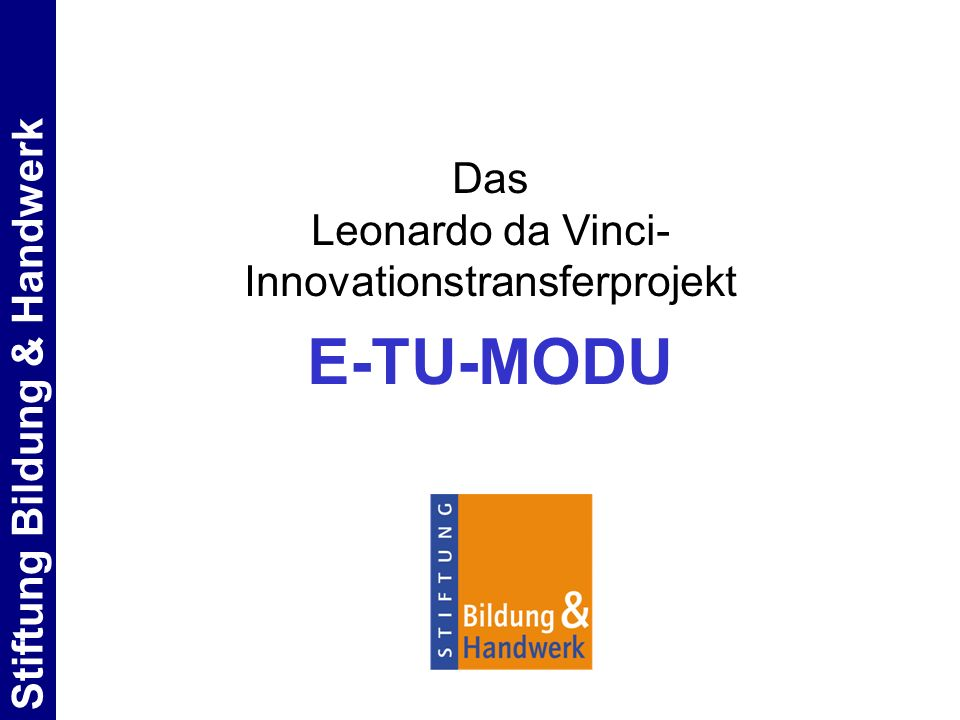 Innovationstransferprojekt