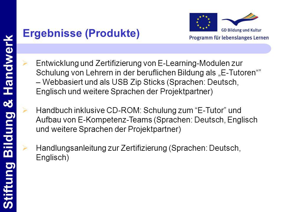 Ergebnisse (Produkte)