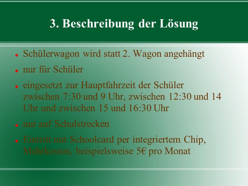 3. Beschreibung der Lösung