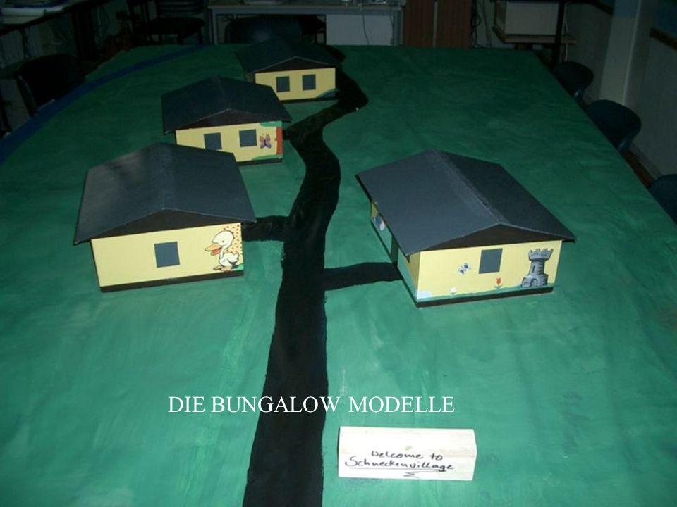 DIE BUNGALOW MODELLE
