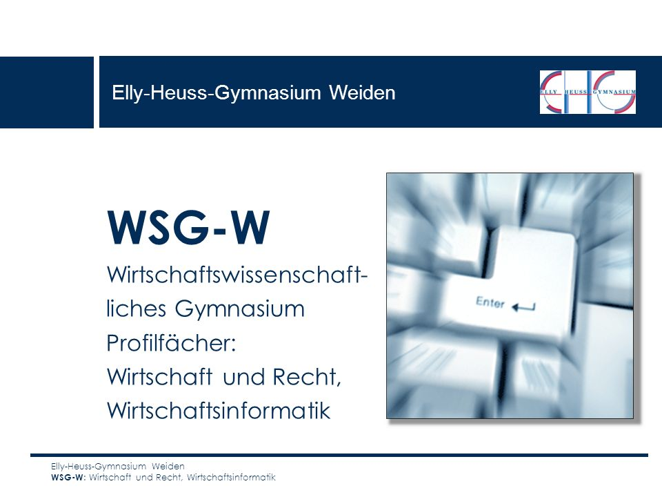 Elly-Heuss-Gymnasium Weiden