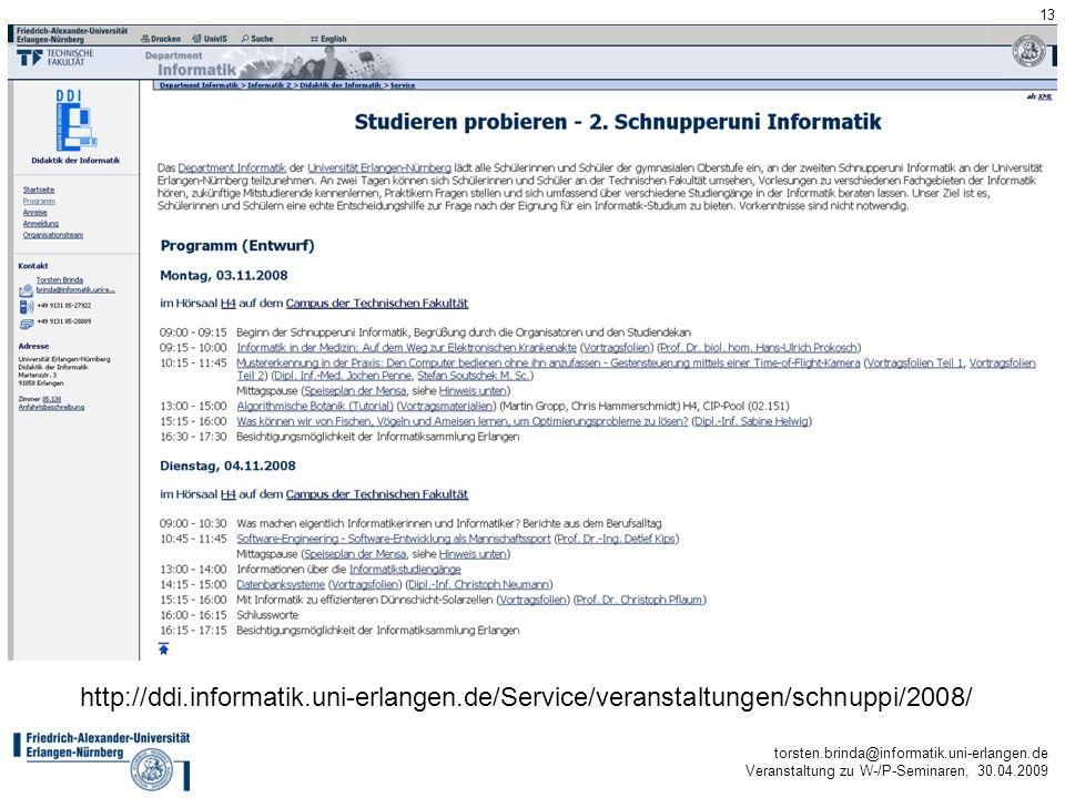 http://ddi. informatik. uni-erlangen