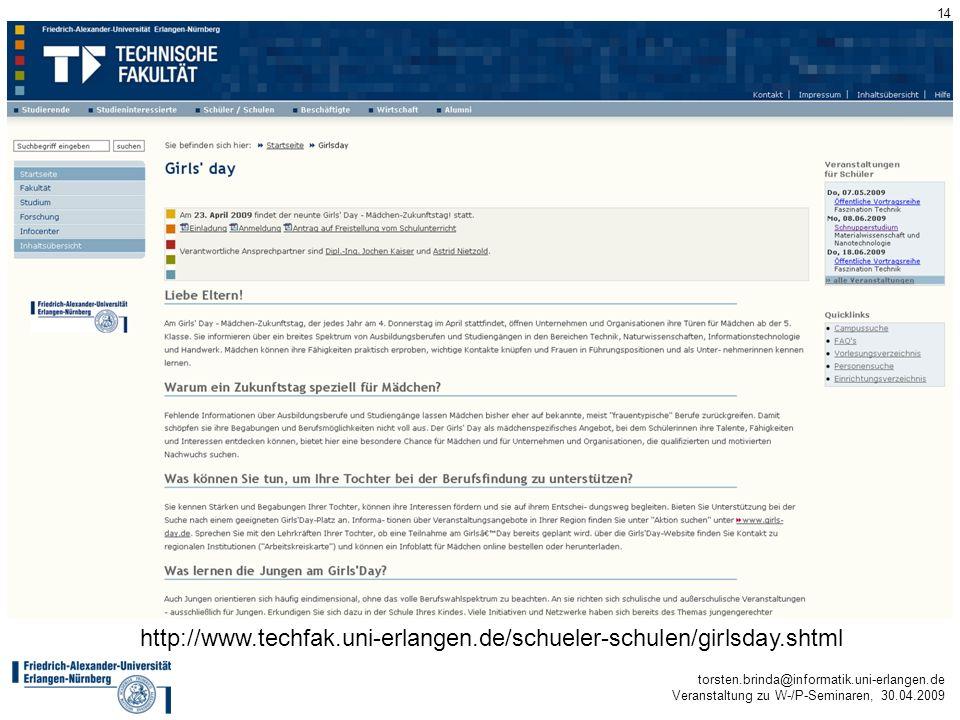 http://www.techfak.uni-erlangen.de/schueler-schulen/girlsday.shtml
