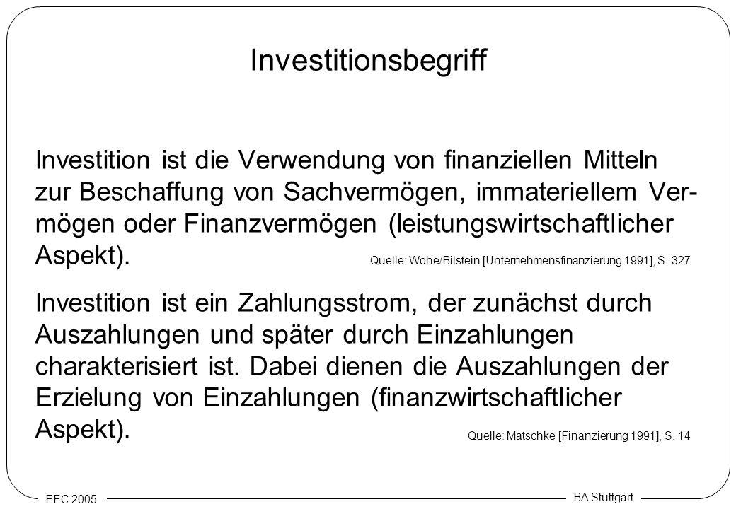 Investitionsbegriff