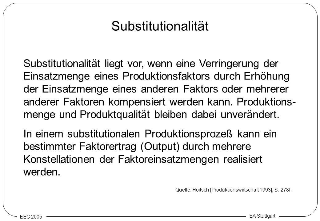 Substitutionalität