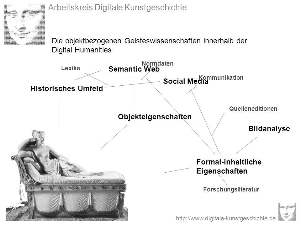 Formal-inhaltliche Eigenschaften Semantic Web