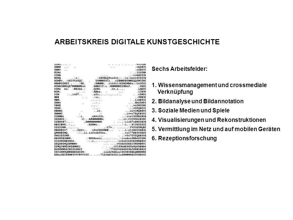ARBEITSKREIS DIGITALE KUNSTGESCHICHTE