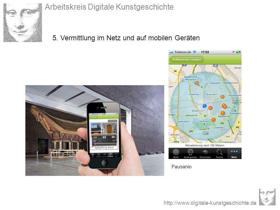 5. Vermittlung im Netz und auf mobilen Geräten