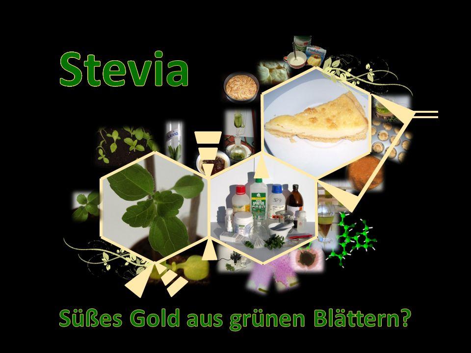 Süßes Gold aus grünen Blättern