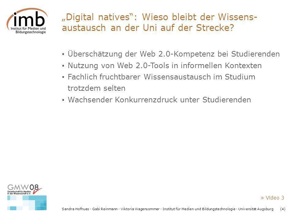 """""""Digital natives : Wieso bleibt der Wissens-austausch an der Uni auf der Strecke"""