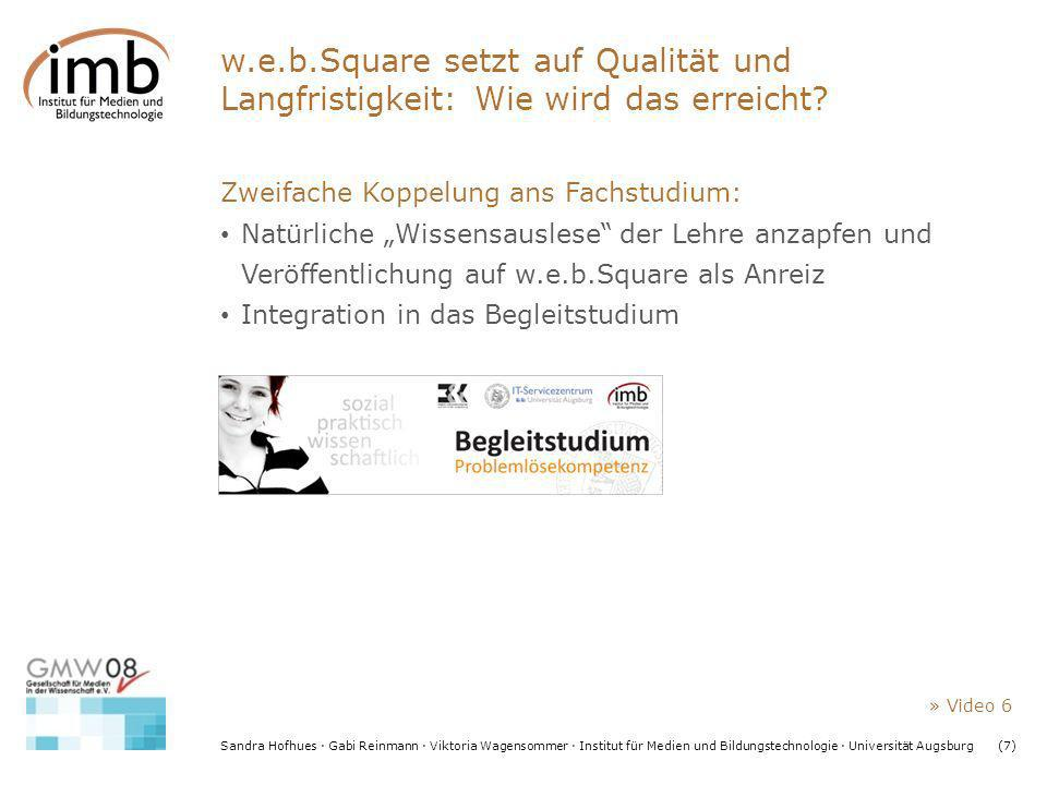 w.e.b.Square setzt auf Qualität und Langfristigkeit: Wie wird das erreicht