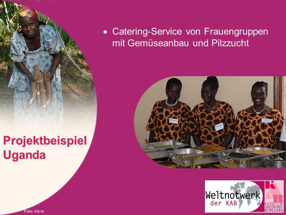 Projektbeispiel Uganda
