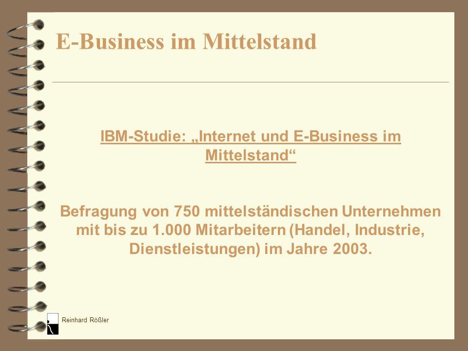 E-Business im Mittelstand