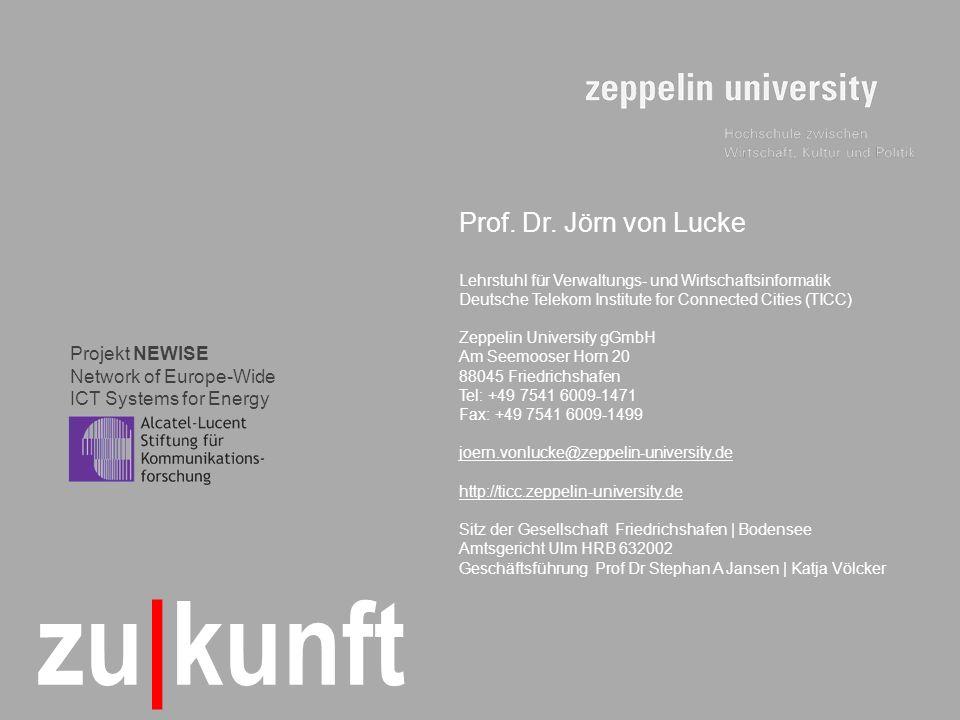 zu|kunft Prof. Dr. Jörn von Lucke