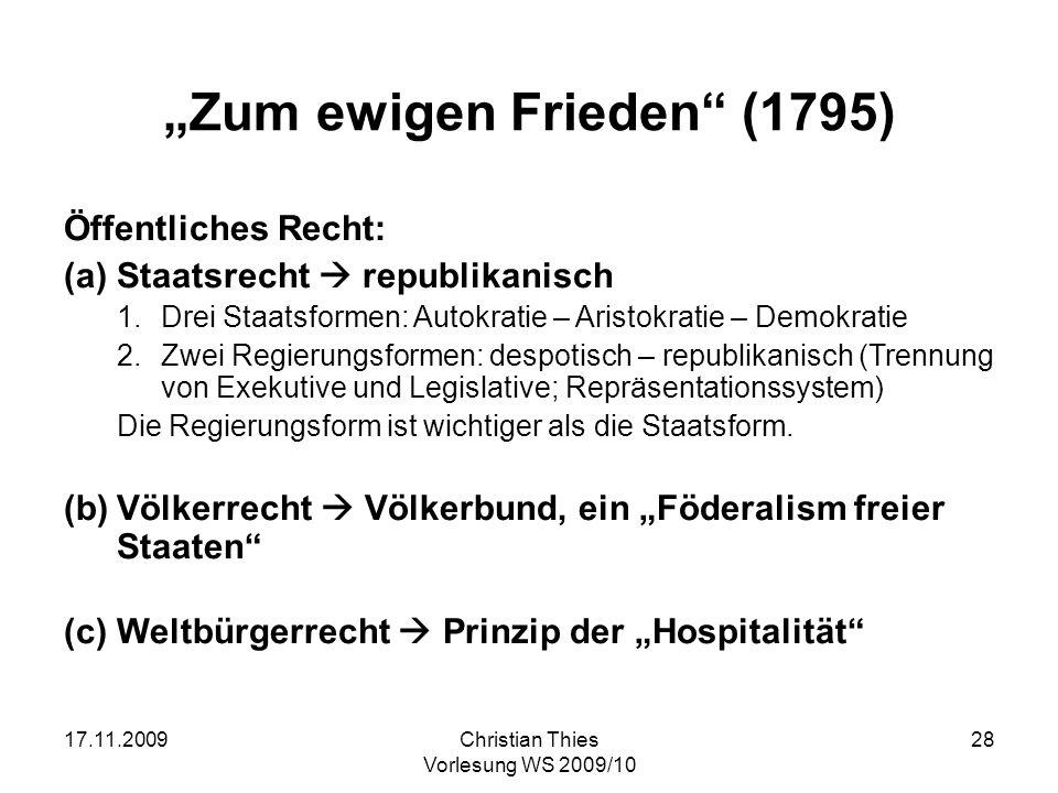 """Zum ewigen Frieden (1795)"