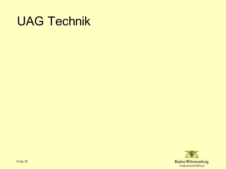 UAG Technik ,