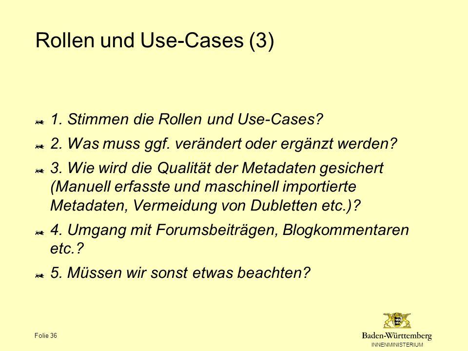 Rollen und Use-Cases (3)