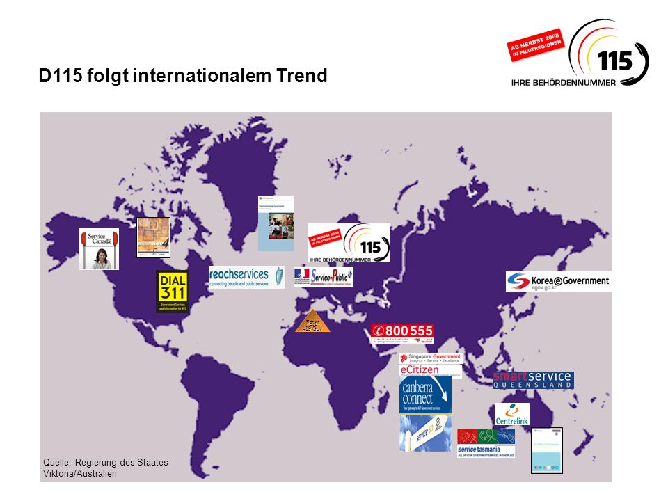D115 folgt internationalem Trend