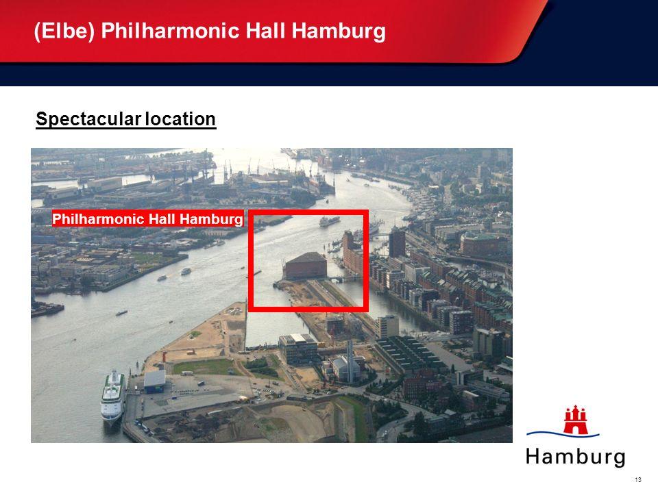 (Elbe) Philharmonic Hall Hamburg