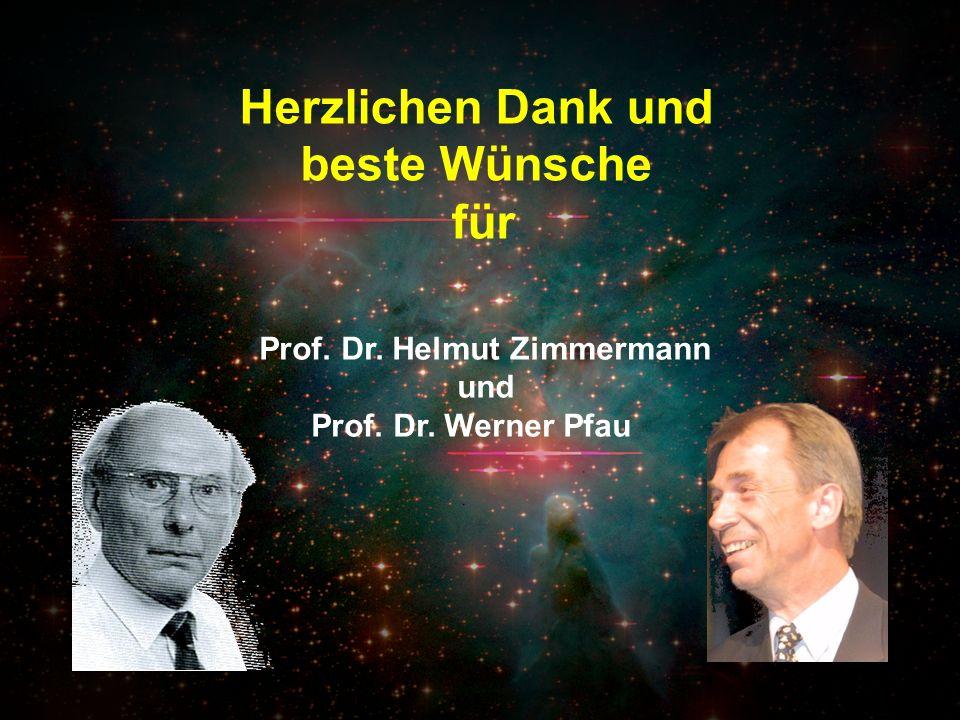 Prof. Dr. Helmut Zimmermann