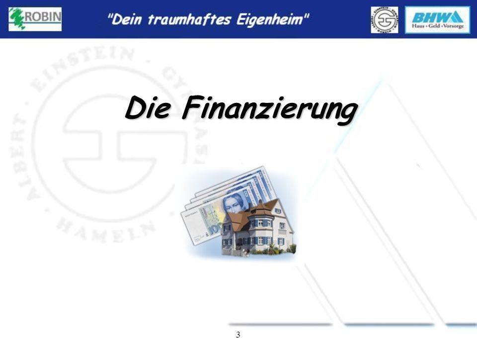 Die Finanzierung 3