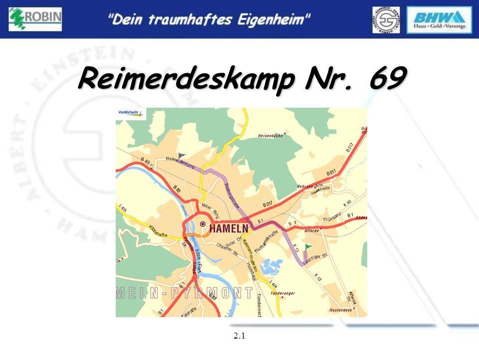 Reimerdeskamp Nr. 69 2.1