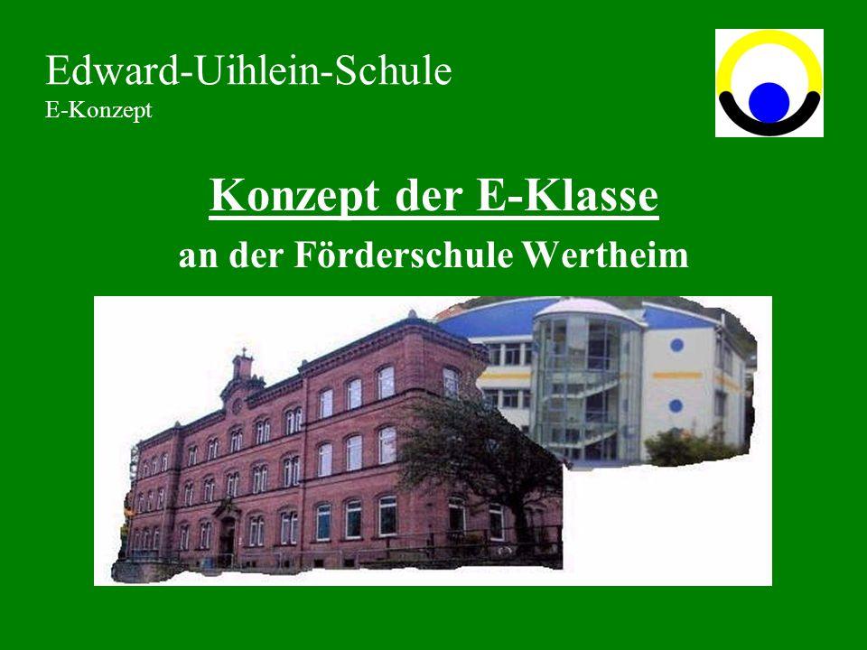 Edward-Uihlein-Schule E-Konzept