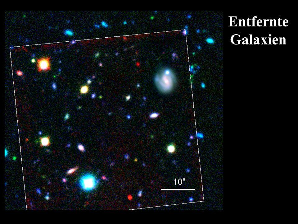 Entfernte Galaxien