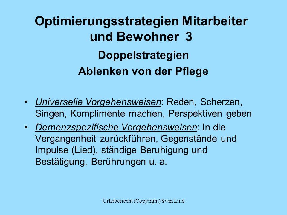Optimierungsstrategien Mitarbeiter und Bewohner 3