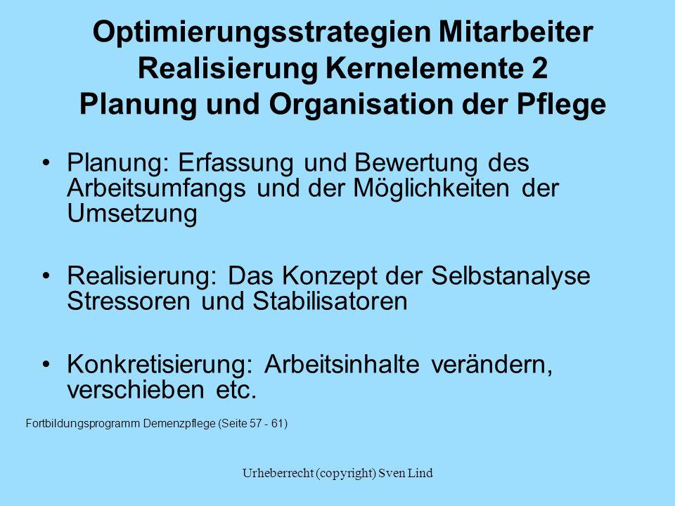 Urheberrecht (copyright) Sven Lind