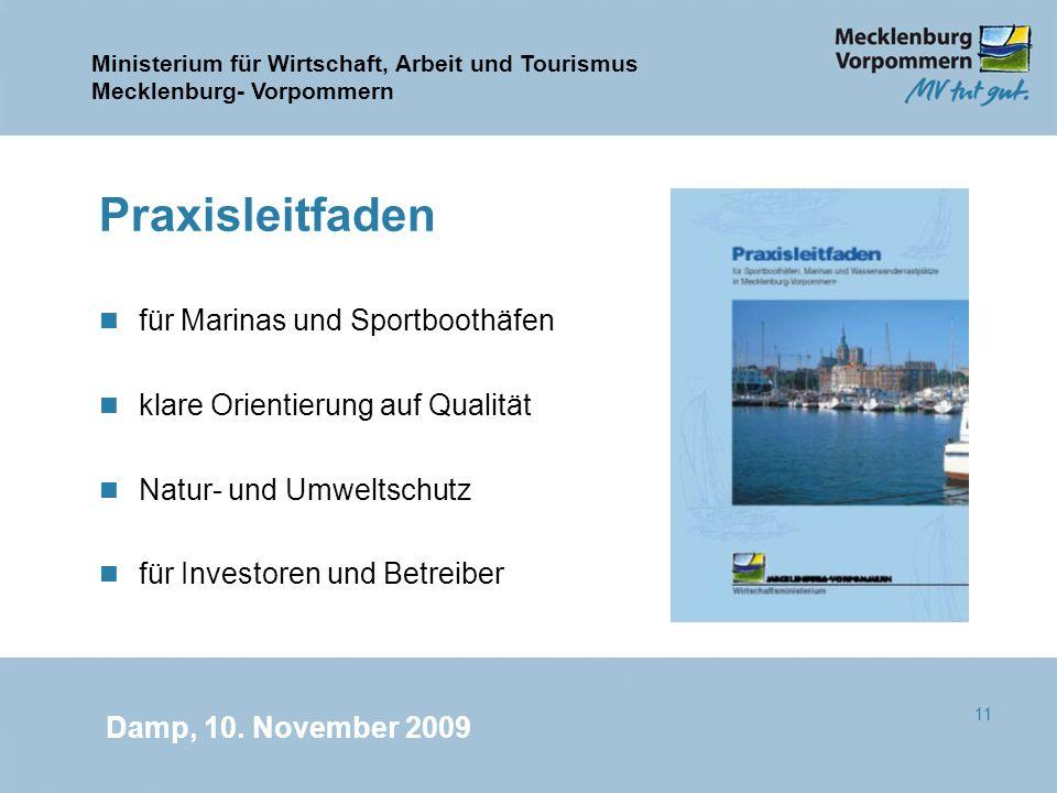 Praxisleitfaden für Marinas und Sportboothäfen