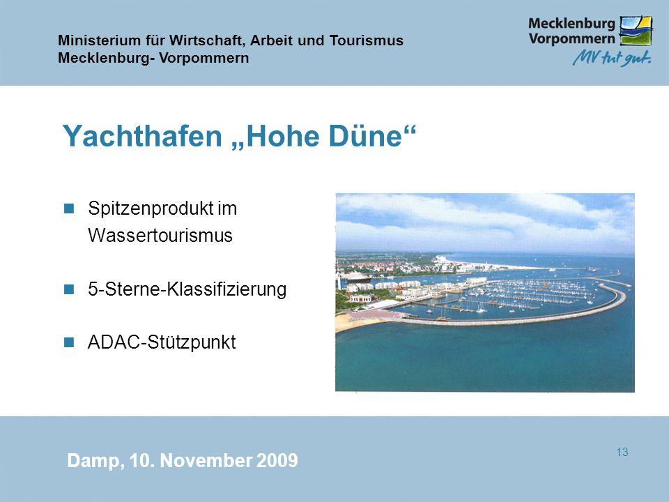 "Yachthafen ""Hohe Düne"